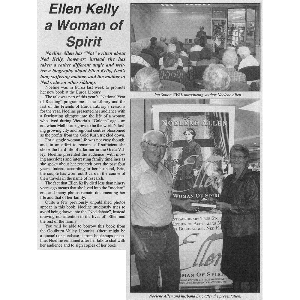 The Euroa Gazette p9 27 November 2012